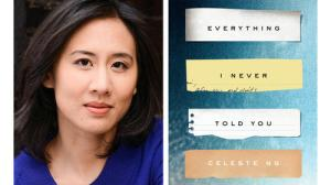 Pic of Celeste Ng and Everything I Never Told of You