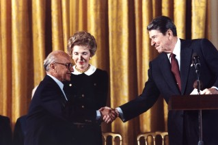 friedman-and-reagan